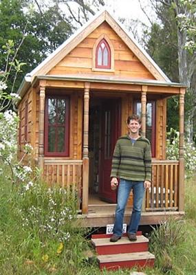 Philippe la famille casgrain for Mini wohnhaus